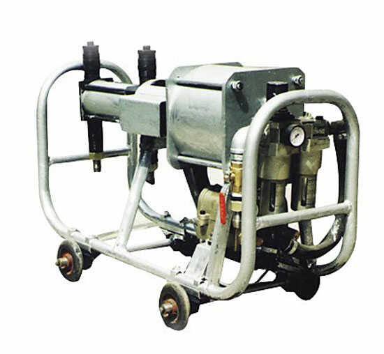 矿用双液注浆泵